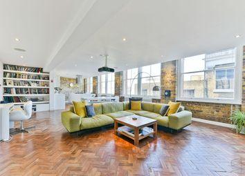 Thumbnail 2 bed flat to rent in Leonard Street, London