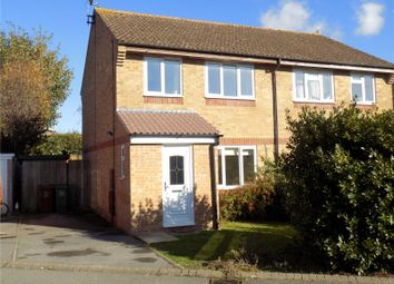 Thumbnail 3 bed semi-detached house for sale in Kibblewhite Close, Purton, Swindon, Wiltshire