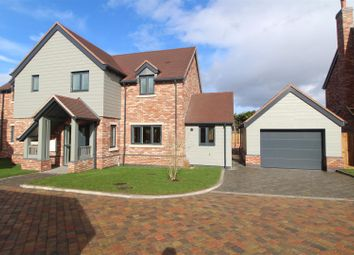 Thumbnail 4 bed detached house for sale in The Jackfield, Ashworth Court, Much Wenlock