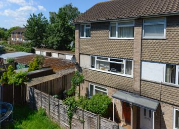 Thumbnail 3 bed maisonette to rent in Underwood Close, Maidstone