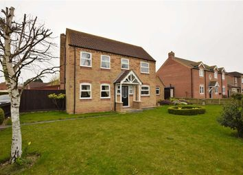 Thumbnail 3 bed property for sale in Stapes Garth, Grainthorpe, Louth