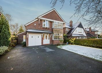 Thumbnail 4 bed detached house for sale in Patch Lane, Bramhall, Stockport