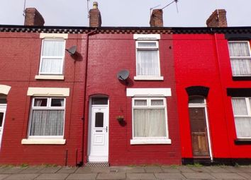 Thumbnail 2 bedroom terraced house for sale in Gordon Street, Wavertree, Liverpool, Merseyside