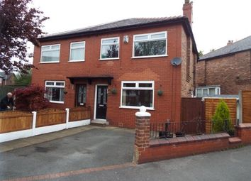 Thumbnail 3 bed semi-detached house for sale in Chilham Road, Worsley, Manchester, Greater Manchester
