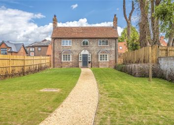 Thumbnail 3 bed detached house for sale in The Street, Barton Stacey, Winchester, Hampshire