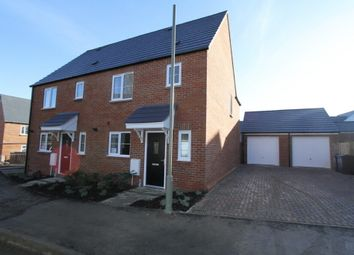 Thumbnail 3 bed semi-detached house to rent in Wiggins Close, Bloxham, Oxon