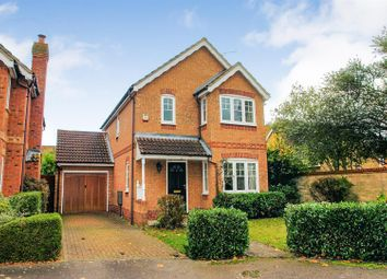 Thumbnail 3 bed detached house to rent in Holly Drive, Aylesbury