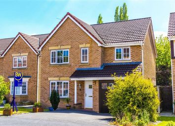 Thumbnail 4 bedroom detached house for sale in Parkedge Close, Leigh, Lancashire