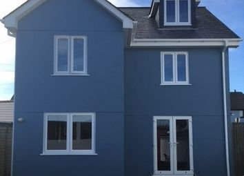 Thumbnail 3 bed detached house to rent in Rame Cross, Penryn