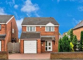 Thumbnail 4 bedroom detached house for sale in Victoria Avenue, Bloxwich, Walsall