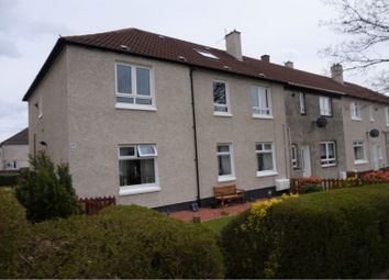 Thumbnail 3 bed flat for sale in Beechwood Road, Mauchline