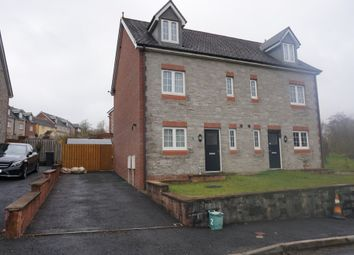Thumbnail 4 bed semi-detached house for sale in Parc Yr Hendre, Tycroes, Ammanford