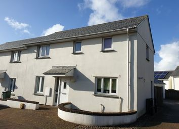 Thumbnail 3 bed end terrace house to rent in Gweal Pawl, Redruth