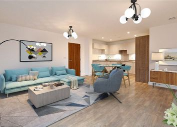 Thumbnail 3 bed flat for sale in Artisan, Davigdor Road, Hove