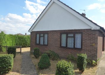 Thumbnail 2 bed bungalow to rent in Glebe Road, Bedford