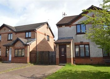 Thumbnail 2 bed semi-detached house for sale in Finch Drive, Knightswood, Glasgow