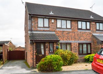 Thumbnail 3 bed semi-detached house to rent in Sparrowbusk Close, Barlborough, Chesterfield