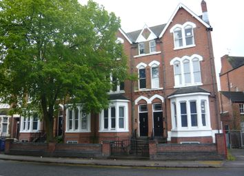 Thumbnail 2 bed duplex to rent in Evington Road, Leicester