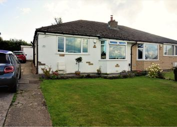 Thumbnail 2 bed semi-detached bungalow for sale in Moss Carr Road, Long Lee