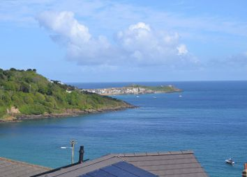Thumbnail 3 bed end terrace house for sale in Porthrepta Road, Carbis Bay, St. Ives