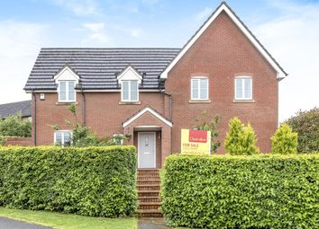Thumbnail 4 bed detached house for sale in Bullinghope, Hereford
