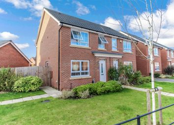 Thumbnail 2 bed semi-detached house for sale in Peregrine Way, Warwick