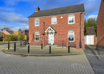 Thumbnail 3 bedroom detached house for sale in Marlborough Road, Hadley, Telford, Shropshire