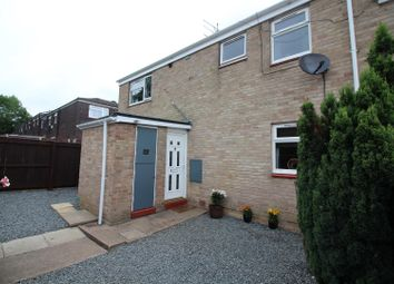 Thumbnail 4 bed end terrace house for sale in Falkirk Close, Bransholme, Hull