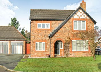 Thumbnail 4 bed detached house for sale in Villa Farm, Sandbach