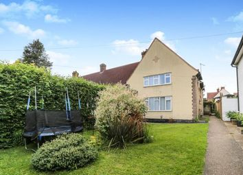 Thumbnail 4 bedroom end terrace house for sale in Baldock Road, Letchworth Garden City, Hertfordshire, England
