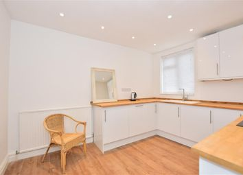 Thumbnail 1 bed flat for sale in Linden Road, Gillingham, Kent
