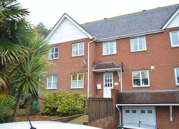 Thumbnail 1 bed flat to rent in Church Hill, Totland Bay