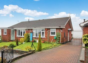 Thumbnail 2 bed semi-detached bungalow for sale in Tarvin Grove, Tunstall, Stoke-On-Trent