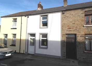 Thumbnail 2 bed terraced house for sale in Old Park Terrace, Treforest, Pontypridd