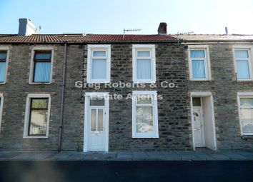 Thumbnail 3 bed terraced house for sale in Glyn Terrace, Tredegar, Blaenau Gwent.
