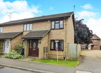 Thumbnail 2 bedroom end terrace house for sale in Kooreman Avenue, Wisbech