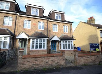 Thumbnail 2 bedroom end terrace house to rent in Holly Road, Aldershot