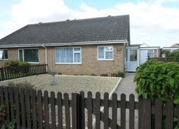 Thumbnail 2 bed semi-detached bungalow to rent in Sandringham Drive, Sutton-On-Sea, Mablethorpe