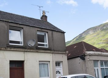 Thumbnail 1 bedroom flat for sale in 64 Queen Street, Alva, Clackmannanshire 5Ej, UK