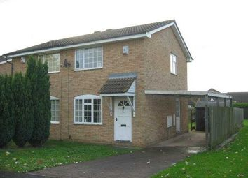 Thumbnail 2 bed semi-detached house to rent in Eskdale Close, Yarm