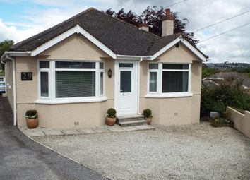 Thumbnail 3 bedroom bungalow for sale in Plymouth, Devon