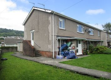Thumbnail 2 bed flat for sale in Glanyrafon Road, Ystalyfera, Swansea, City And County Of Swansea.