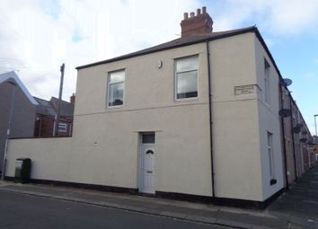 Thumbnail 2 bed terraced house for sale in Princess Louise Road, Blyth