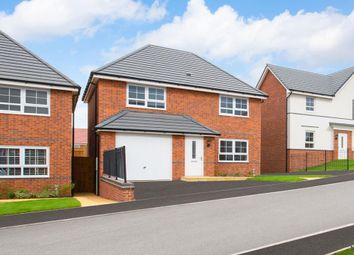 """Thumbnail 4 bed detached house for sale in """"Kennford"""" at Pye Green Road, Hednesford, Cannock"""