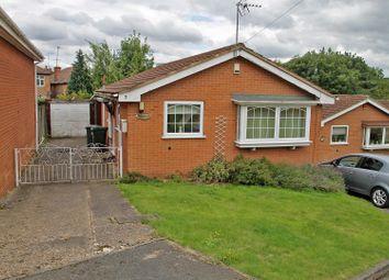 Thumbnail 2 bedroom detached bungalow for sale in Morello Avenue, Carlton, Nottingham