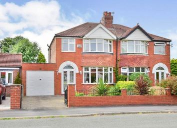 Thumbnail 3 bed semi-detached house for sale in Sylvan Avenue, Timperley, Altrincham, Greater Manchester