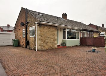 Thumbnail 3 bed semi-detached bungalow for sale in Fountain Drive, Liversedge