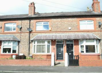 Thumbnail 4 bed terraced house for sale in Hermitage Road, Hale, Altrincham