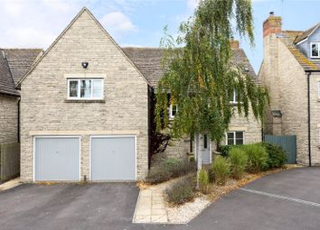 Thumbnail 4 bed detached house for sale in Croft Close, Latton, Wiltshire