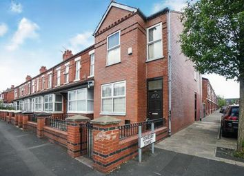 Thumbnail 3 bed end terrace house for sale in Claremont Road, Manchester, Greater Manchester, Uk
